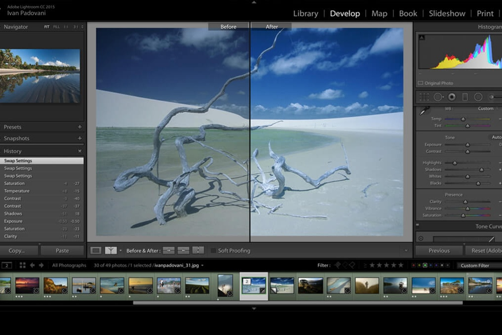 Curso de Adobe Lightroom Classic CC