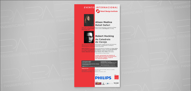 Evento Internacional - Retail Design Institute
