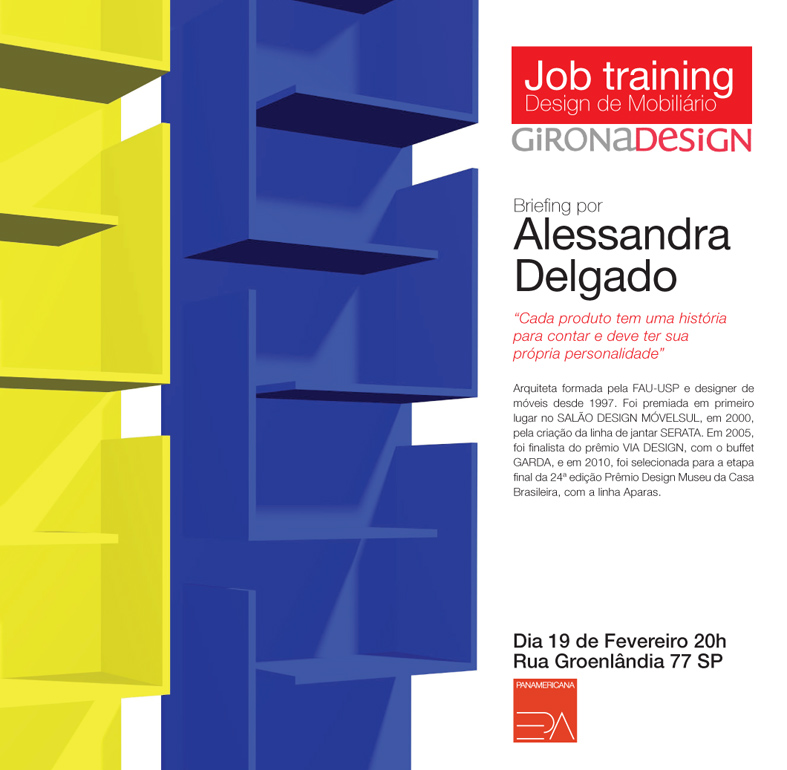 Palestra Job Training Girona Design
