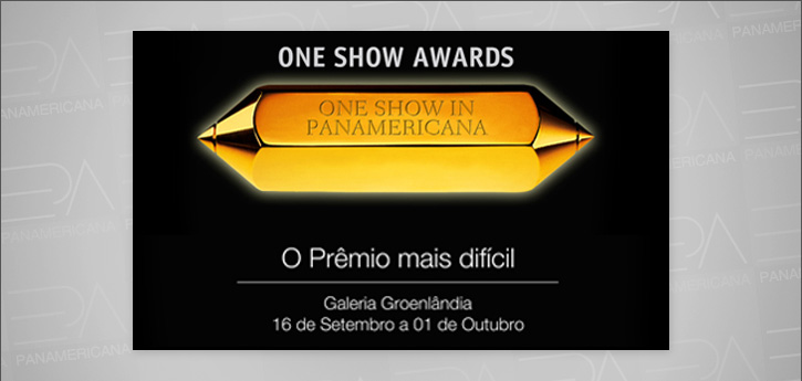 One Show Awards in Panamericana
