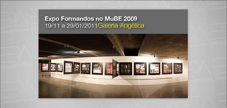 Expo Formandos no MUBE
