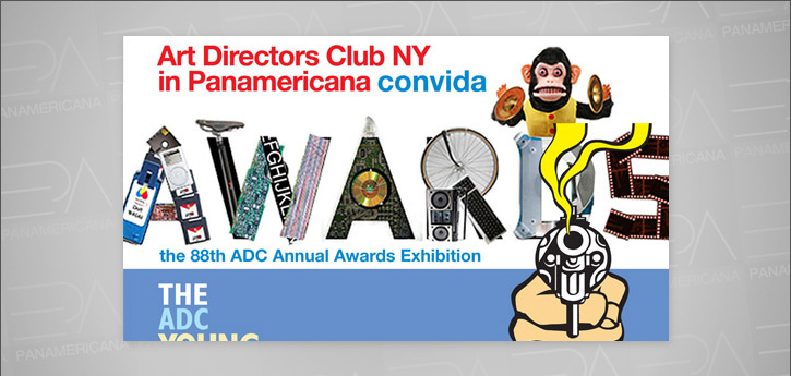 Premiados no Art Directors Club