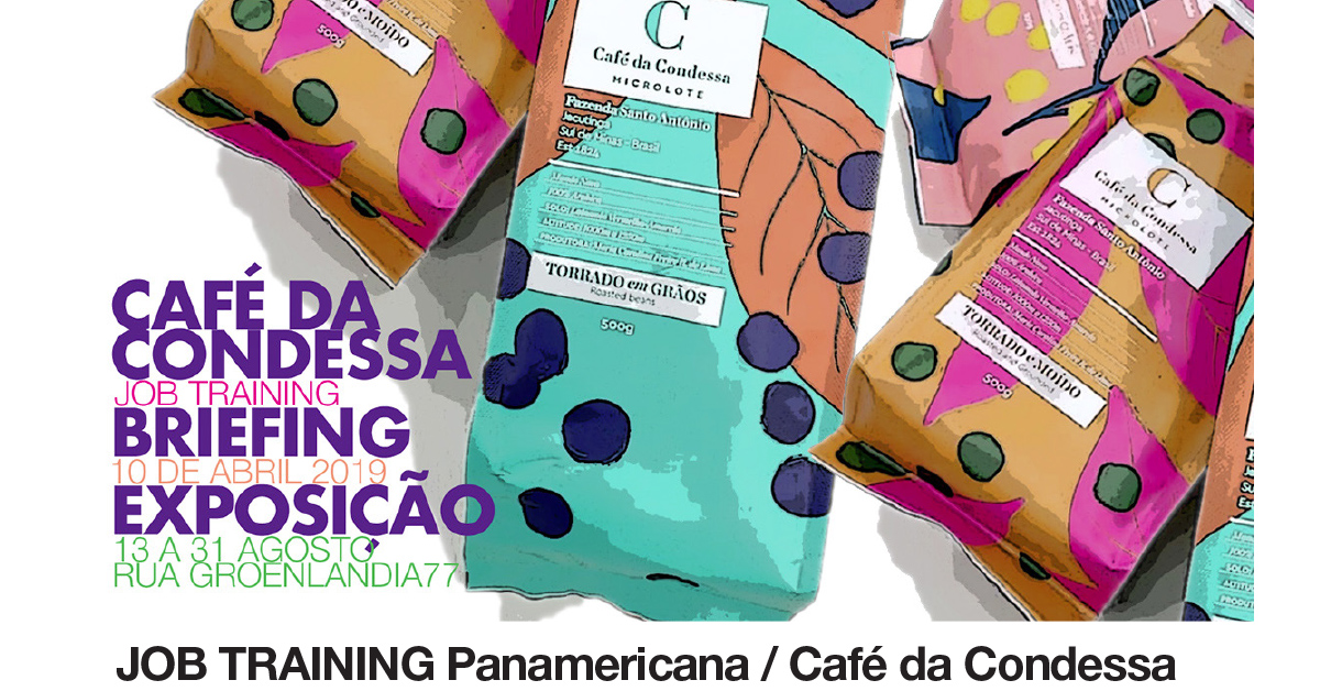 "Regulamento Job Training ""Café da Condessa"""