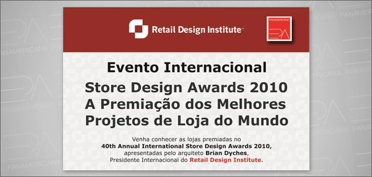STORE DESIGN AWARDS 2010: EVENTO INTERNACIONAL